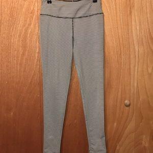 Pants - Striped workout pants